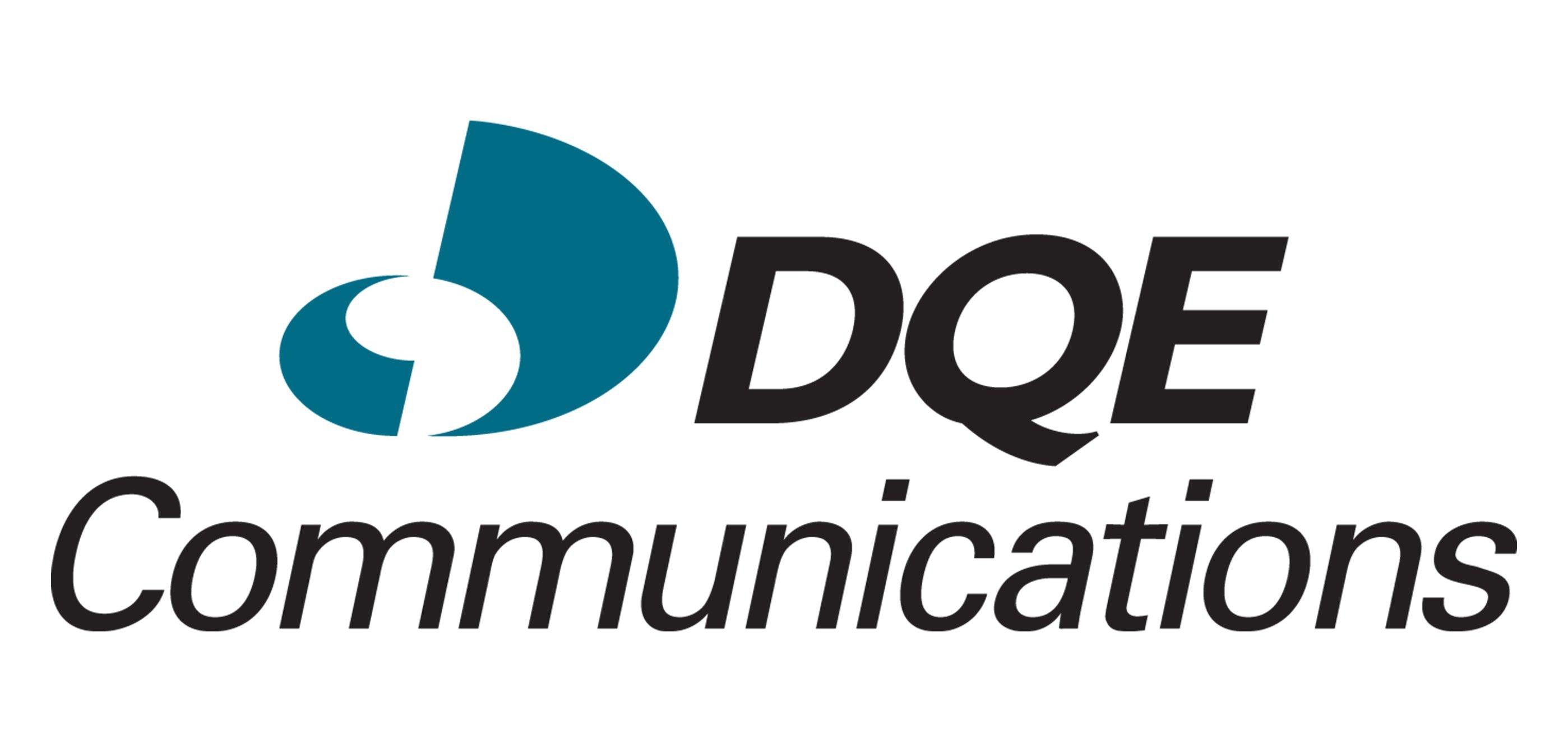 DQE Communications - Case Study - Side Bar - Company Logo