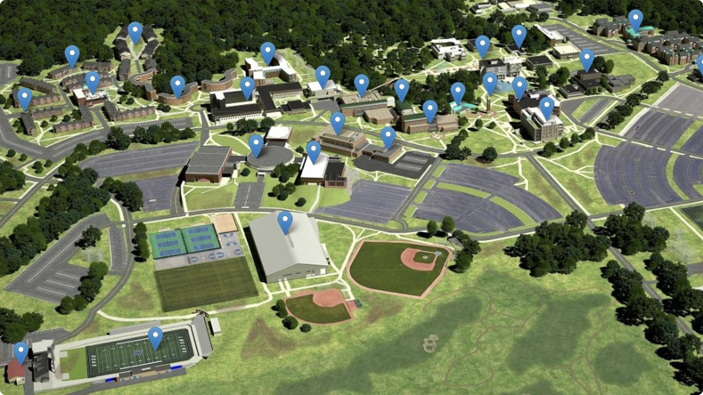 Grand Valley State University - Diagram