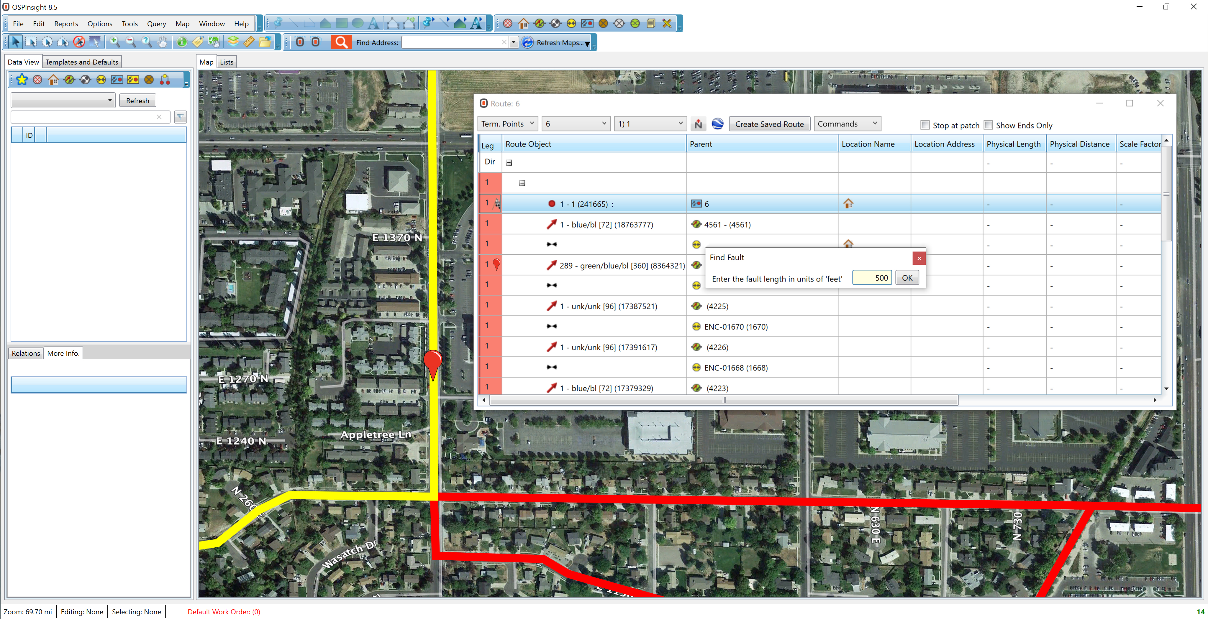 OSPInsight Find Fault Tool-1