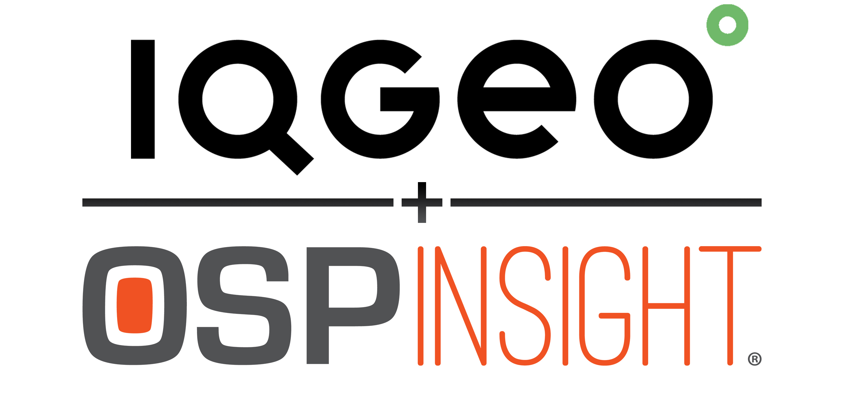 IQGeo + OSPInsight