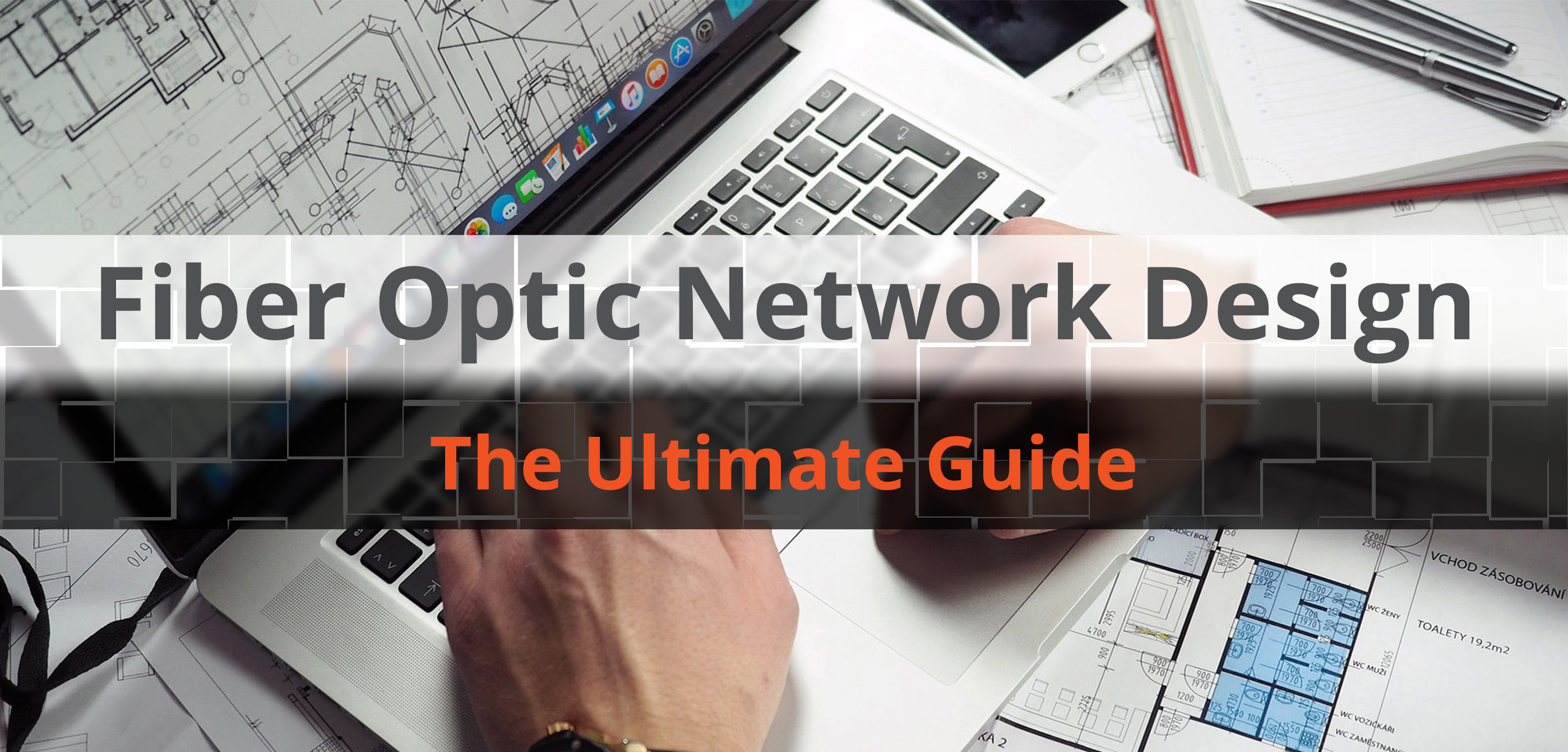 Resource Center - Fiber Optic Network Design - Landing Page (featured image)